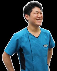 新中野にある大木接骨院で治療スタッフの坂田大輔