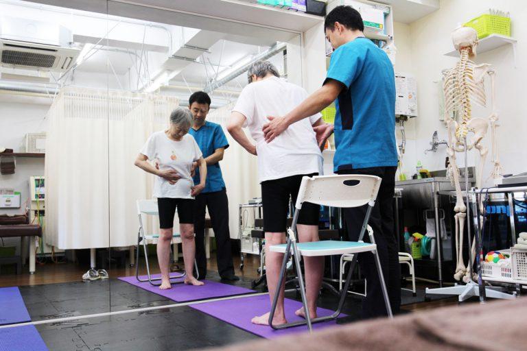 腰痛と股関節痛への運動療法