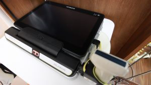 当院には超音波検査機があります! 第1弾!