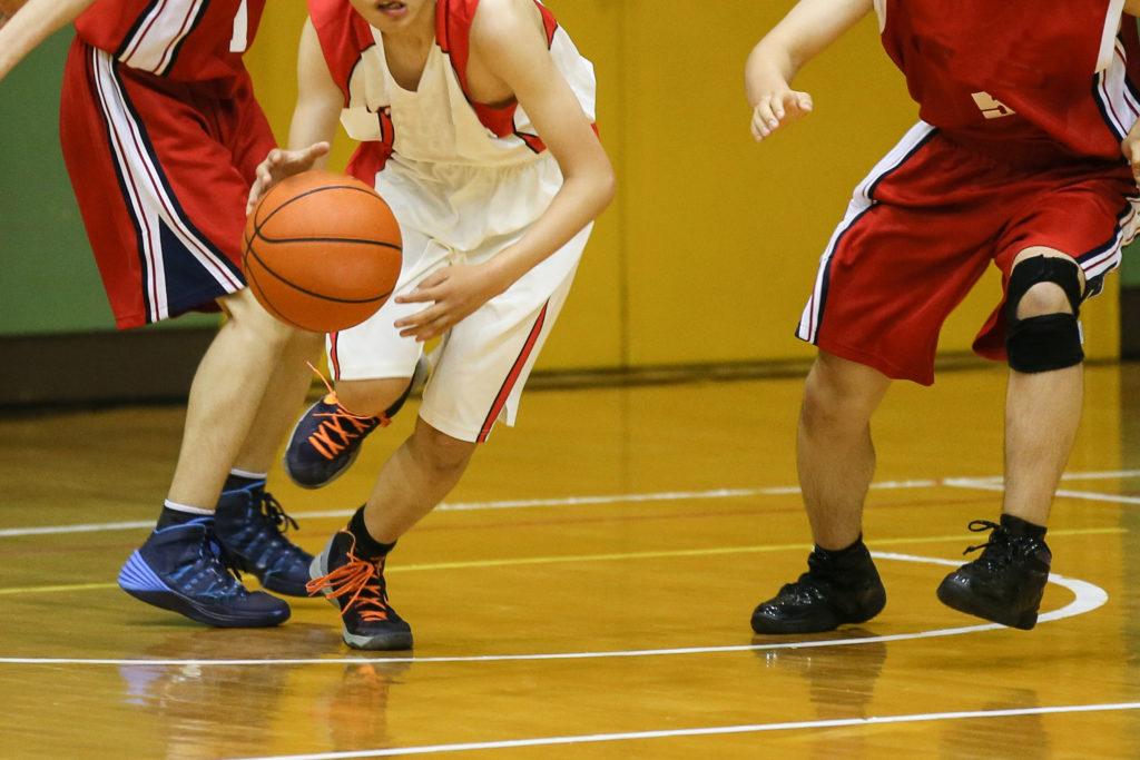 新中野の大木接骨院はバスケットボールのケガや痛みにも対応