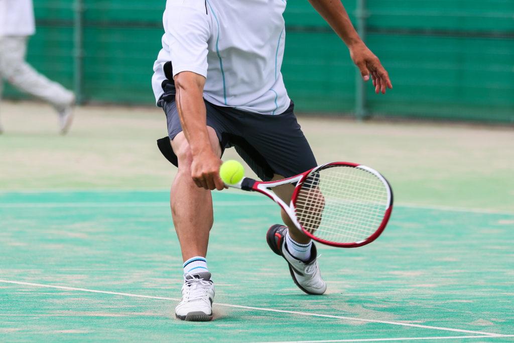 新中野の大木接骨院はテニスのケガが診れる